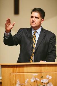 Pastor Kevin Gerber